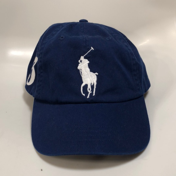 e43e03bad9e69 Polo Ralph Lauren Men s Big Pony Chino Sports Hat